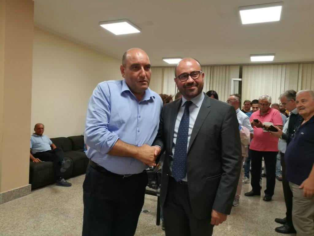 Presidenza della Provincia di Isernia: Alfredo Ricci batte il «centrodestra ufficiale» e vince la sfida con Felice Ianiro. Di Baggio: «Qualcuno aveva fatto i conti senza l'oste»