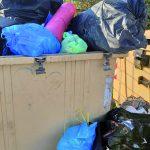 Le invasioni barbariche, Campobasso sommersa dai rifiuti