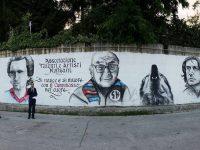 Murales cancellati, a Campobasso scoppia il caso: «È una vergogna»