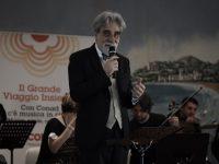 Campobasso, la musica del Maestro Beppe Vessicchio risuona nella Casa Pistilli
