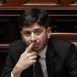Roberto Speranza, ministro della Salute, durante il Question Time alla Camera dei Deputati, Roma, 16 ottobre 2019. ANSA/RICCARDO ANTIMIANI