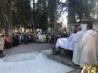 Isernia, riti religiosi e momenti di riflessione in ricordo di tutti i santi e dei defunti