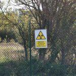 Off limits l'area di Capoiaccio: pericolo radiazioni, recintati i pozzi