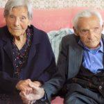 Nozze record a Colle d'Anchise, Giulia e Nicolino sposi da 80 anni: sempre insieme da quel lontano 1939