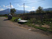 Rifiuti abbandonati, a Venafro il fenomeno non si arresta: continue segnalazioni