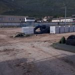 """Venafro, stadio """"del Prete"""" cantiere aperto: corsa contro il tempo"""
