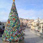 Genova sfida Trivento: a Natale un albero di 11 metri realizzato con 4500 mattonelle colorate