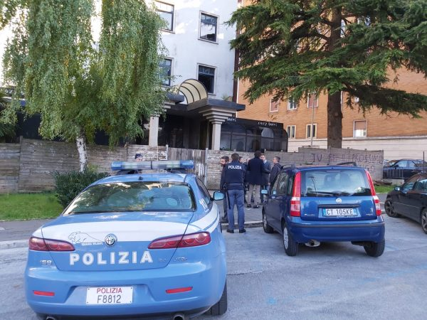 Rifugio per tossicodipendenti, 'blitz' del sindaco di Campobasso al Roxy - Primo Piano Molise