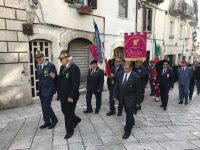 L'omaggio di Isernia a chi ha dato la vita per la Patria