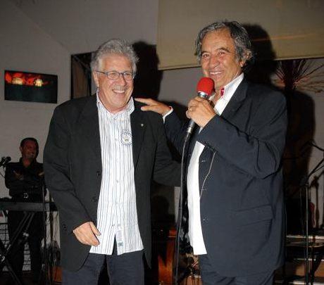 Amici sul campo e sul palco, Peppino di Capri e il rammarico di non aver potuto salutare Fred - Primo Piano Molise