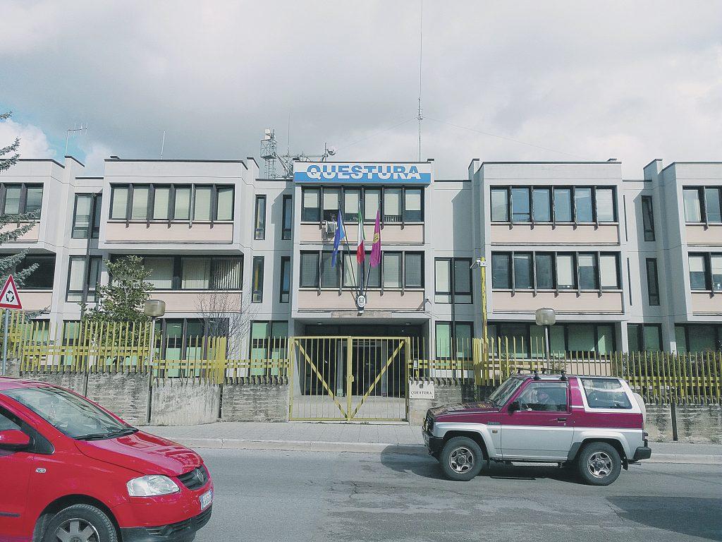 Campobasso, armi sequestrate e stranieri espulsi: stretta della Polizia