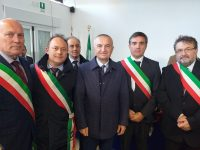 """Sindaci """"arbereshe"""" con Ilir Meta in Puglia"""