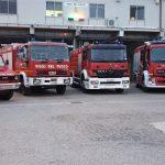 Buone notizie a Termoli, aumenta l'organico dei pompieri