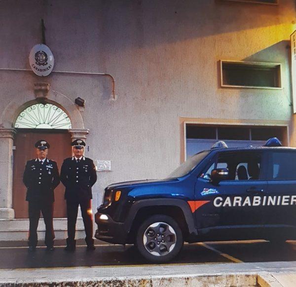 Blitz dei Carabinieri a Colle d'Anchise: beccati a fumare crack, tre ragazzi nei guai