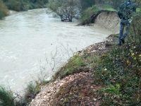 Il fiume Volturno tiene in apprensione gli abitanti di Sesto Campano