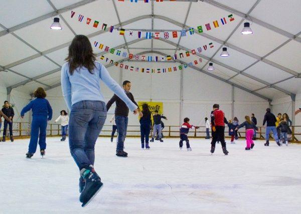 Venafro tenta il salto di qualità a Natale: pista di pattinaggio e mercatini