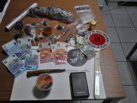 Cerro al Volturno, hashish e marijuana: giovane arrestato per spaccio