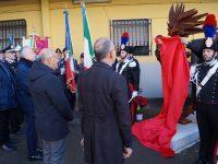 Un cippo alla memoria del generale Franco Romano