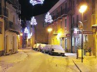 Maltempo: neve, ghiaccio e incidenti sulla Trignina