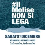 Dalle lenzuolate al flash mob: a Campobasso è il giorno delle sardine