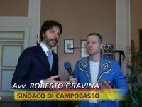 Telecamere fantasma a Campobasso, Gravina ai microfoni di Striscia: attive entro aprile