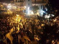 La 'capitale' dell'alto Molise resiste e la Ndocciata dà fuoco alle polveri