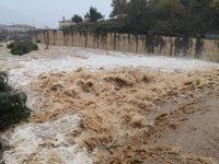 Maltempo, allerta nella Piana per il livello di fiumi e torrenti