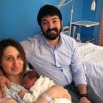 Benvenuto Leonardo: al 'Veneziale' di Isernia il primo nato del 2020 in Molise