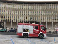 Principio d'incendio nel tribunale di Isernia: struttura evacuata