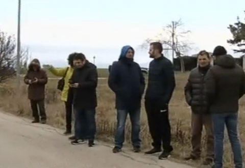 Antenna sul tratturo, la protesta dei residenti si sposta sul cantiere