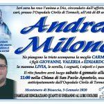 Montenero di Bisaccia, uscì fuori strada per evitare un cinghiale: muore 49enne