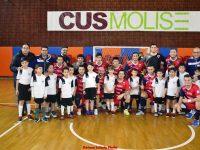 Coppa Italia di A2 di futsal, Cln Cus Molise in campo