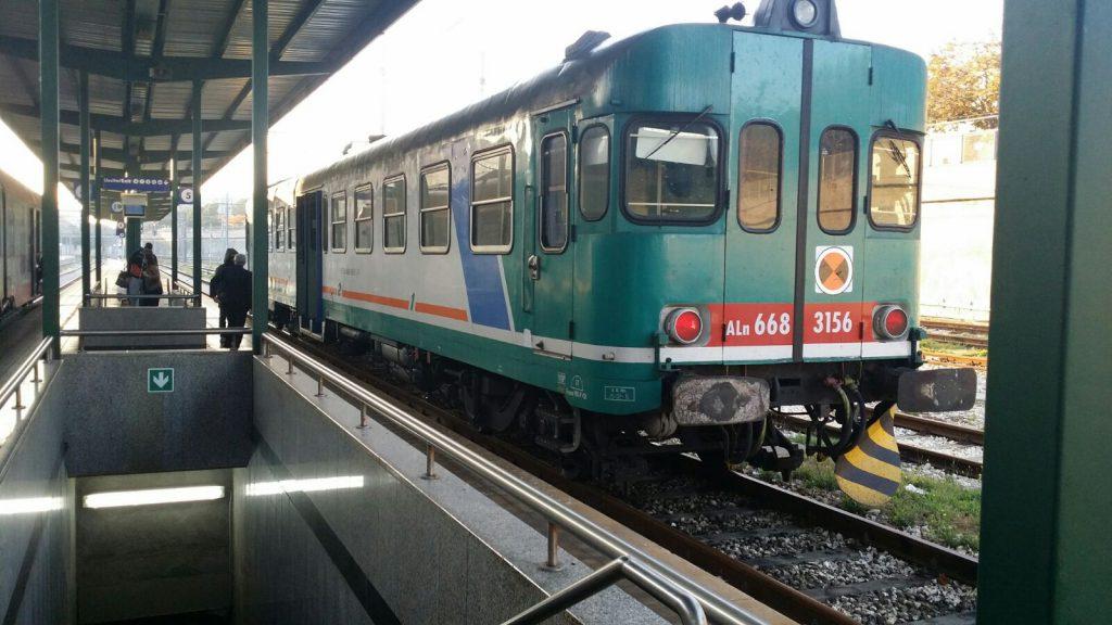 Molise maglia nera nei trasporti, treni troppo vecchi e pochi collegamenti