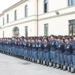 A Campobasso 190 allievi agenti da Piacenza, saranno sottoposti a controlli sanitari