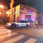 Isernia, alla guida dopo aver assunto alcol e droga: otto giovani nei guai