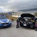 Riciclaggio di auto, suv rubato e rivenduto a Isernia: denunciato un 24enne
