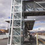 Stazione di Bojano: il secondo binario off limits ad anziani e disabili
