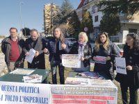 Diritto alla salute, il 3 marzo lo sciopero generale