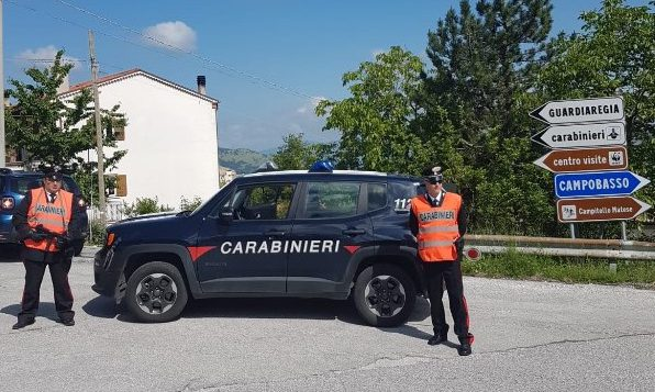 Campochiaro, da nove anni non paga gli assegni familiari: arrestato dai Carabinieri