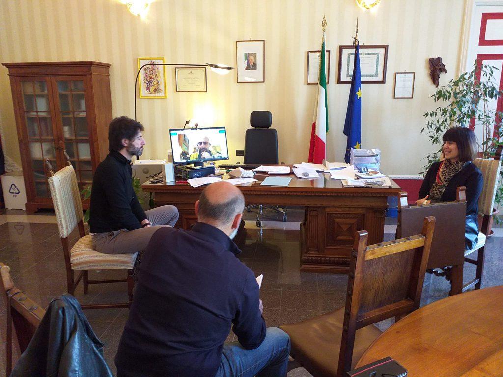 Campobasso, Gravina: «Rimandate tutto quello che non è necessario»