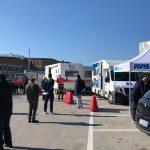 Campobasso, boom di donazioni all'autoemoteca Avis: sold out le prenotazioni fino a venerdì