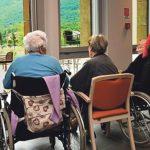 Allerta nelle case di riposo, rischio contagi elevato