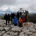Il Club alpino Campobasso scala la vetta della solidarietà