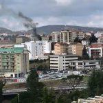 Campobasso, paura nel carcere di via Cavour: detenuti danno fuoco ai materassi