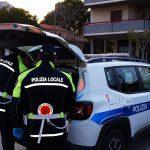 Vigili di Campomarino e Carabinieri: sanzioni per chi va a spasso