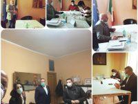 Riccia, la 'zona rossa' non ferma il lavoro dell'amministrazione