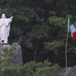 Incredibile a Pozzilli: ricorso contro il Cristo Redentore, il diacono rimuove la statua