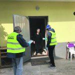 Marciano Ricci: 2.500 mascherine distribuite ai cittadini di Montaquila