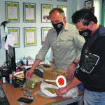Marijuana nel pacco consegnato dal corriere, 22enne di Isernia in manette