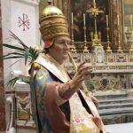 Isernia ha celebrato il Santone affidando a lui la 'ripartenza'